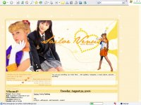 PGSM - Sailor Venus!